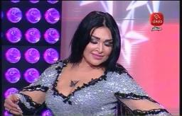 نجلاء التونسية ترقص على نغم أم كلثوم... رقص_شرقي رائع في dimancheHannibal