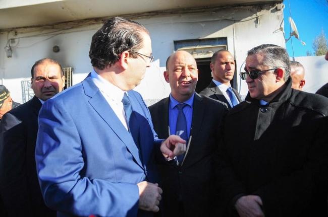 رئيس الحكومة يتهم  الجبهة الشعبية  بالتحريض على العنف