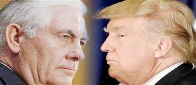 ترامب يقيل وزير خارجيته بسبب.. إيران