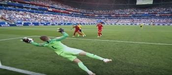 أفضل لقطات من الدور الربع النهائي لكأس العالم روسيا 2018
