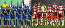 النادي الإفريقي يواجه اليوم نادي دفاع تاجنانت الجزائري