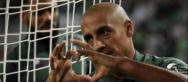 وهبي الخزري يسجل ثنائية لنادي سانت إتيان على حساب نادي موناكو