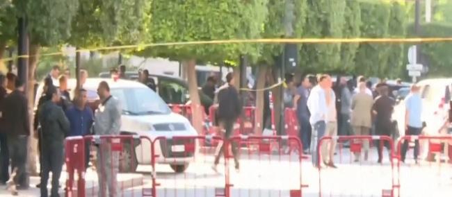 تفجير إنتحاري وسط العاصمة يؤدي إلى 9 جرحى...
