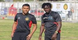 الترجي الرياضي:حمدو الهوني وجونيور لوكوزا مؤهلان افريقيا