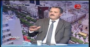 وزير الصحة السيد عبد اللطيف المكي ضيف إيمان المداحي في برنامج يحدث في تونس مباشرة على قناة حنبعل