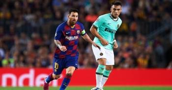 برشلونة يسترضي ميسي ويعرض 80 مليون يورو لضم صديقه لاوتارو مهاجم الإنتر