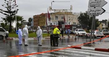 الاحتفاظ بـ7 أشخاص يشتبه في علاقتهم بهجوم أكودة الإرهابي من بينهم شقيقا إرهابي وزوجة أحد الإرهابيين