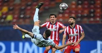 جيرو يقود تشلسي للفوز على اتلتيكو مدريد في عقر داره و بهدف رائع