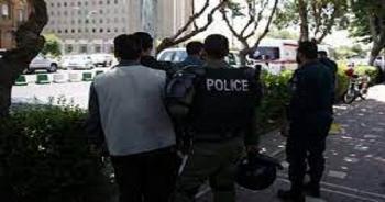 إيران ..الشرطة تعتقل انتحاريا كان يرتدي حزاما ناسفا عند أحد مداخل العاصمة طهران